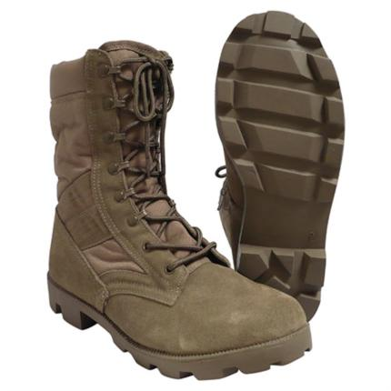 US boty Jungle Boots - Cordura, desert